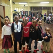 Fun Friends Sock Hop