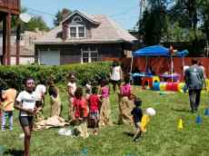 Games for the kids
